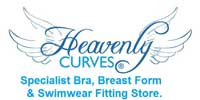 Heavely Curves Bras and Swimwear