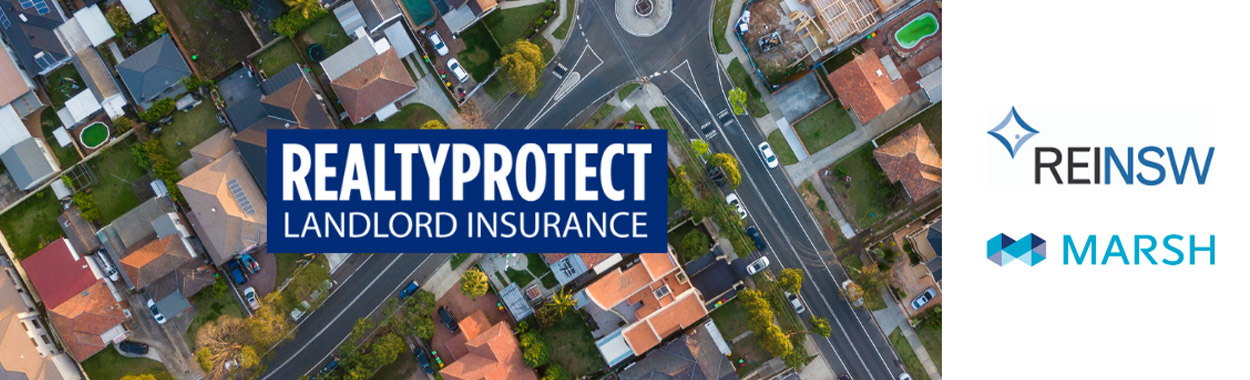 Get on board with Realty Protect Landlord Insurance