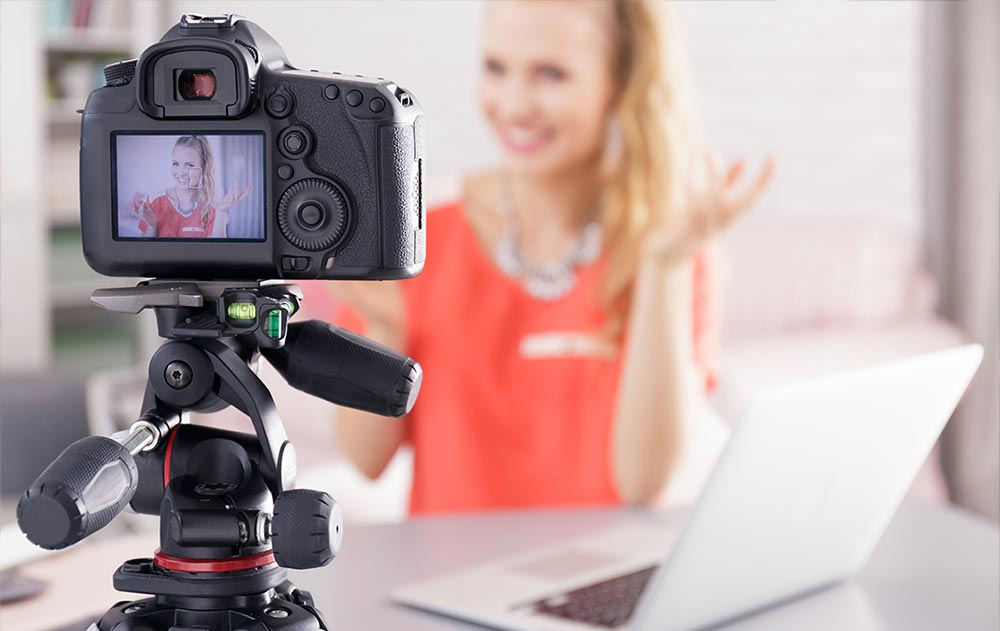 How to improve your on-camera presentation skills