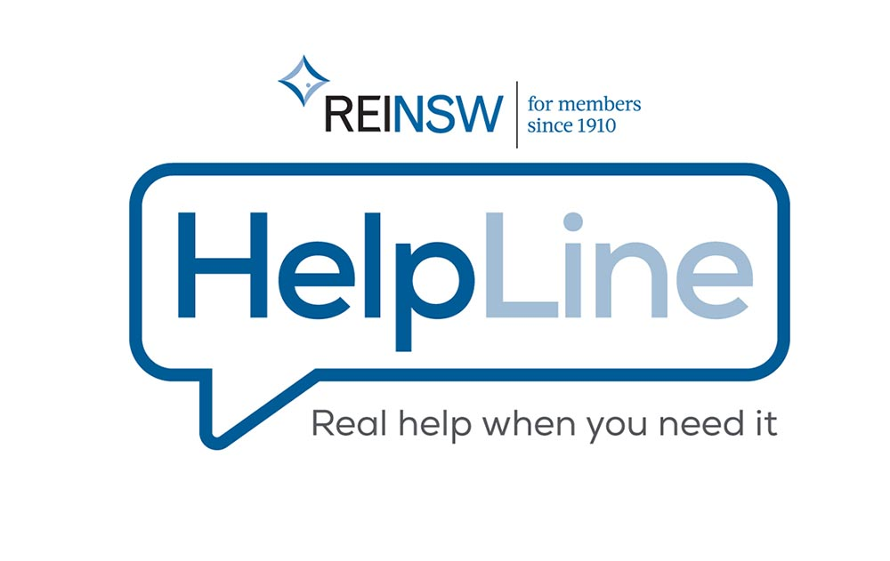 REINSW Helpline: your property management questions answered