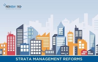Strata management reforms: Developer documents