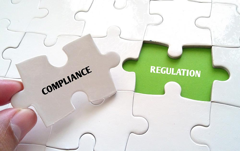 Take charge of compliance