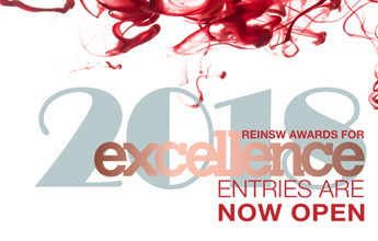 REINSW Awards for Excellence entries open