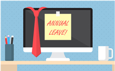 Annual leave changes to industry awards