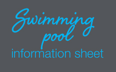 NSW Gov publishes Swimming Pools Information Sheet