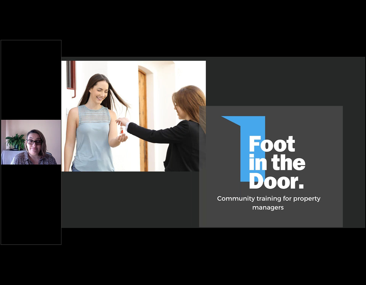 Foot in the Door Community Information for Property Managers