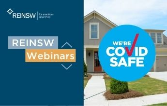 Webinar | COVID Safety at auctions and open homes
